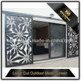 Het decoratieve Geperforeerde Schermende Comité van de Veiligheid van het Metaal van het Blad van het Aluminium
