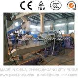 Рециркулированная машина для гранулирования PP пластичная с 2 этапами