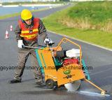 ガソリン具体的な床の道のカッターはまたはGx390エンジンを搭載する打抜き機をGyc-180見た