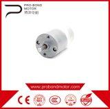 Mini motor eléctrico del reductor del engranaje de la C.C. con 12V
