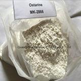 Polvere di Enobosarm Ostarine Sarms (modulatore selettivo) del ricevitore dell'androgeno Gtx-024 Mk-2866