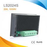 regulador solar de la carga/de la carga de 10A 12V/24V para la Sistema Solar Ls1024s