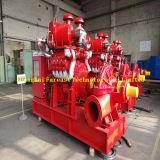 Feuer-Kampf-Dieselwasser-Pumpe eingestellt/Feuer-Dieselpumpe/Dieselfeuer-Pumpe mit Jockey-Pumpe