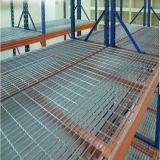 Galvanizado en caliente de acero enrejado de desagüe en el suelo y la Plataforma