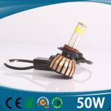 farol do diodo emissor de luz do carro H10 9006 Hb4 de 36W 4000lm 12V H4 H7 H8 H9 H11 9005