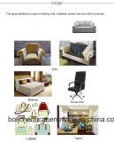 ソファーおよび家具のつなぎのための中国の製造者のスプレーの接着剤