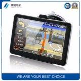7 polegadas de alta definição carro GPS Navegação dual-core 8GB memória GPS carro navegação profissional exportação