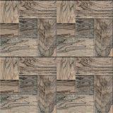 Grand plancher matériel de parquet d'art de stratifié de qualité du cliquetis HDF de Valigue