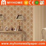 Estilo moderno Design de tijolos Sala de material de PVC de parede da casa 3D