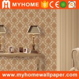 Papel pintado casero material 3D del PVC del estilo del ladrillo de la sala de estar moderna del diseño