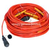 24 Kanal-seismisches Kabel-geophysikalische Übersicht