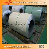 低価格のPrepaintedか、またはカラーによって塗られる波形を付けられた鋼鉄ASTM PPGI屋根瓦または熱いですか冷間圧延された…鋼鉄コイル