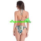 Reizvoller Badeanzug-Bikini für Frauen