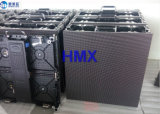 Innen-/im Freien farbenreicher P4.81/P5.95 /P3.91 LED-Bildschirm für Mietbildschirmanzeige Druckguss-Aluminiumschrank 500mm*500mm/500mm*1000mm