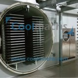 Máquina vegetal do secador de gelo do vácuo do alimento da fruta/secador de gelo industrial do vácuo dos frutos secos