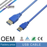 Mann des Sipu USB-Kabel-3.0 zum Minidaten-Aufladeeinheits-Kabel