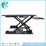 غاز يجلس يرفع إرتفاع قابل للتعديل حامل قفص مكتب/يقف مكتب صاحب مصنع ([جن-لد08])