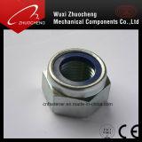 DIN982 DIN985 en acier inoxydable Nylon Insert Lock Nuts