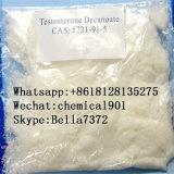 99% Hormon Steroid Powdertestosterone Decanoate mit hohem Abstand