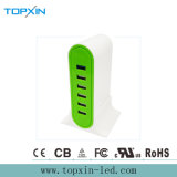 QC3.0 40W 전화 충전기 다중 포트 USB 충전기