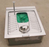 Location portative de salle de bains de détecteur affleurant automatique de qualité
