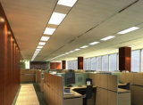 사각에 의하여 내재되어 있는 36W 595*595mm LED 위원회 빛