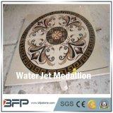 De Ronde Marmeren Medaillons van uitstekende kwaliteit van de Vloer van de Straal van het Water van het Patroon