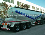 de cemento 45m3 del silo del petrolero acoplado a granel del carro semi (HTC9405GFL)