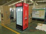 550L de enige Showcase van de vertoning van de Deur Verticale met het KoelSysteem van de Ventilator