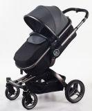 Qualitäts-Luxuxarbeitsweg-Systems-Baby-Spaziergänger mit Auto-Sitz