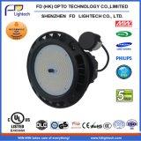 IP65 imprägniern hohe Lichter des UFO-Lampen-Großverkauf-150W der Bucht-LED