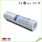 Cartucho de filtro de soplado fundido PP de 20 pulgadas