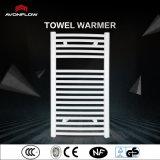 La stanza da bagno bianca di Avonflow copre il riscaldatore elettrico della cremagliera di secchezza