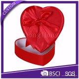 Твердые коробки подарка конфеты корабля благосклонности венчания формы сердца