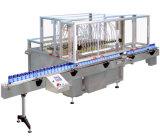 Разлитая по бутылкам линейная машина для прикрепления этикеток машины завалки воды