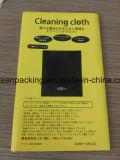 OEM/ODM Microfiber Silber-Poliertuch mit Papierhülse