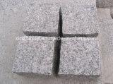 Кубики гранита вымощая камни гранита