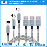 preço de fábrica por grosso para iPhone cabo USB