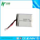 3.7V 1000mAh Batterie Li-ion personnalisée de haute qualité
