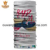 Bandana poco costoso del poliestere di vendita della stampa calda di sublimazione