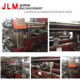 Instalación y maquinaria de aluminio de la protuberancia