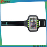 有料李ポリマー電池の腕章のネオプレンの防水スポーツの腕章の電話箱