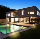 16W / 25W / 35W LED superior calidad bajo precio Luz solar de la calle con todo en un diseño