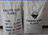 Floco da soda cáustica de 99% para a fatura de sabão