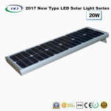 2018新型オールインワン太陽LEDの庭ライト20W