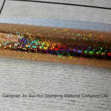 Película holográfica do Glitter