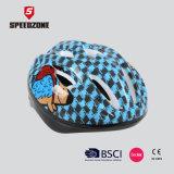 Tamanho Speedzone capacete de bicicletas de criança ajustável