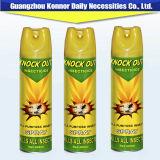 Haushalts-Chemikalien-Aerosol-Insektenvertilgungsmittel-Schädlingsbekämpfungsmittel-Mörder-Spray