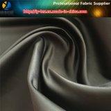 300dポリエステル綿繻子のモモの皮、ポリエステル紙やすりで磨く衣服ファブリック(R0149)