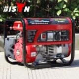 Gasolina portátil pequena do bisonte 1kw gerador de uma C.C. de 12 volts